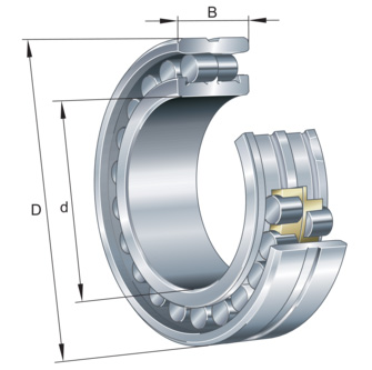 Cylindrical Bearings Super precisions cylindrical roller bearings provide high reliability and superior accuracy for applications such as high speed milling machines, machining centers, lathes, spindles, motorized spindles stationary gearboxes, automotive gearboxes, electric motors, vibration motors, wind turbines, off-highway equipment, pumps and compressors, material handling equipment, textile machinery, rail vehicles, and rolling mills.