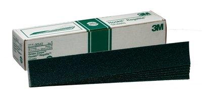 005433m Green Corps Hookitregalite Sheet2 3/4 X 16 1/2 36e3M Green Corps Hookit Sheet, 00543, 36, 2-3/4 in x 16-1/2 in, 50 sheets per carton, 5 cartons per case