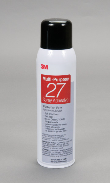 078323m 27 Spray Adhesive Clearnot For Sale In Ca3M 27 SPRAY ADHESIVE CLEAR