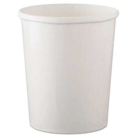 32cup32 Oz. White Paper Cups 50 Per Slv Ckdp32w32 OZ. WHITE PAPER CUPS