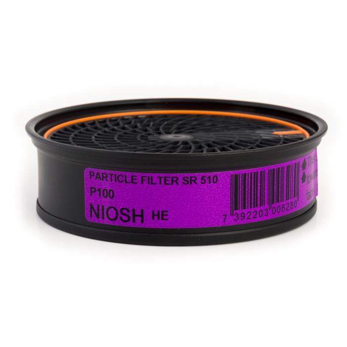 H02-1321sr 510 Particulate Filter P100hs Code 8421990080SR 510 PARTICULATE FILTER P100