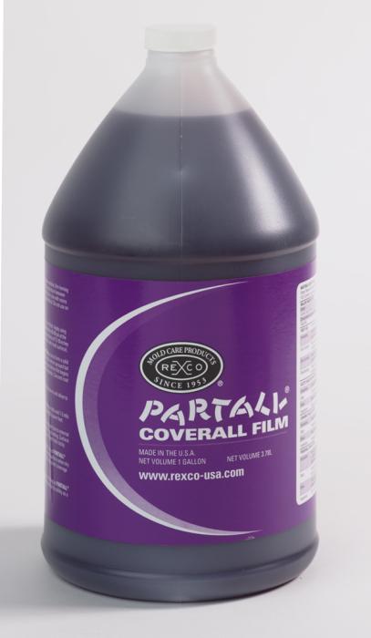 Pvapva Partall® Coverall Filmpva Purple Release FilmPVA PARTALL® COVERALL FILM