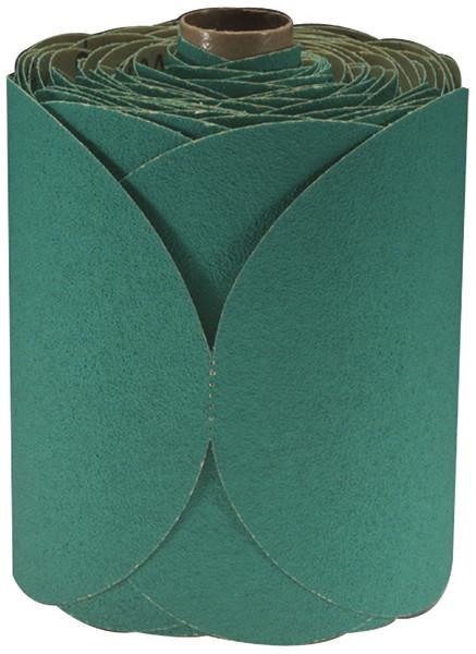 015063m 6 Inch 80g Stikit Green Cor3M STIKIT FRE-CUT-6 INCH