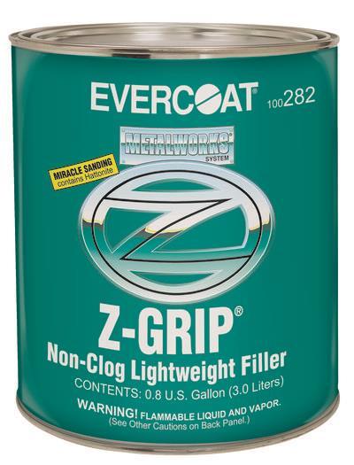 282Z-Grip Lightweight Body FillerZ-GRIP LIGHTWEIGHT BODY FILLER