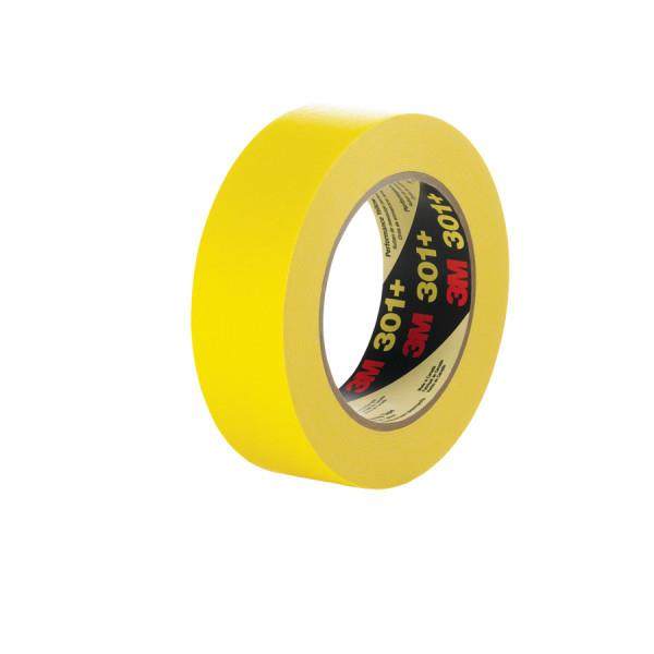 301-363m 301+ 36mm Yellow Tape3M 301+ 36MM YELLOW TAPE