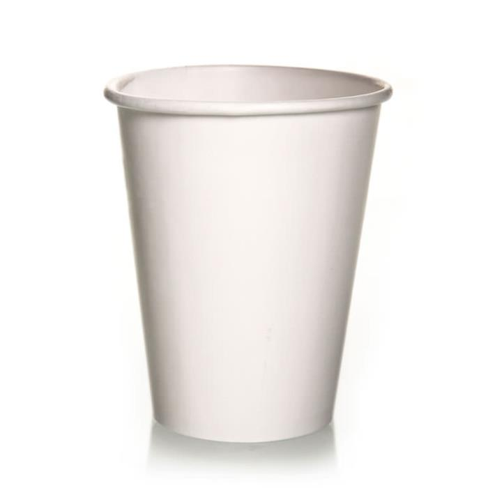 8cup8 Oz. White Paper Cups8 OZ. WHITE PAPER CUPS