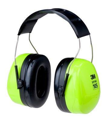 981723m Peltor Optime 105 Earmuffover The Head - Conservationh10A-Hv 10 Each/case3M PELTOR OPTIME 105 EARMUFF
