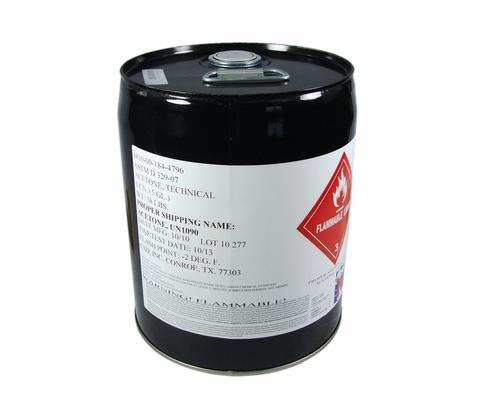 acetone5acetone - 5 Gallon PailACETONE - 5 GALLON PAIL