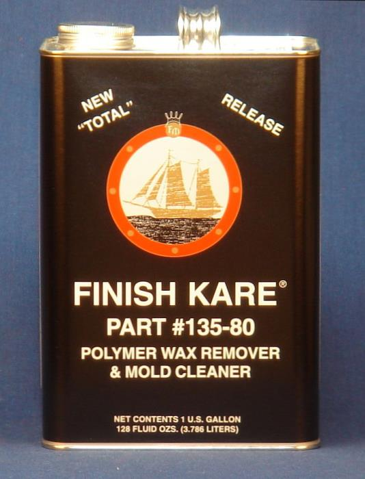 Fk135-80wax Remover & Mold CleanerWAX REMOVER & MOLD CLEANER