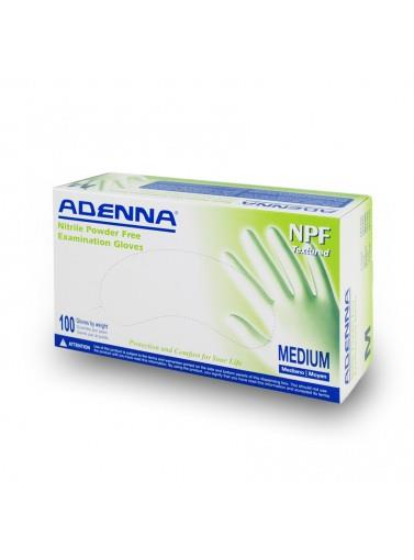 NpF-Cnitrile Powder Free Gloves5 MilNITRILE POWDER FREE GLOVES