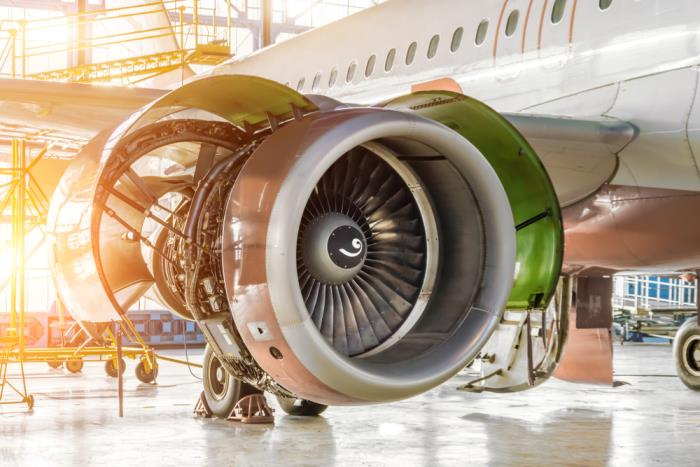 AEROSPACE Aerospace and aviation industries operate on the cutting-edge of advanced composites. The market demands high-performance products that are lightweight and high-strength for  a variety of manufacturing companies including general aviation, commercial aircraft, or military aircraft and spacecraft applications.