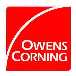 OWENS CORNING Owens Corning manufacturs quality composite solutions such as Chopped Strand Mat, Continuous Filament Mat, Dry-Use Chopped Strand, Multi-End Roving, Non-Wovens, Single-End Roving, Technical Fabrics, Wet-Use Chopped Strand.