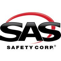 SAS SAFETY CORPORATION SAS Safety Corp. provides quality safety products and equipment designed to make workplaces safer. ISO 9001 Certified. SAS offers a complete line of head-to-toe personal protective equipment; Respiratory, Hearing, Eye, Hand/Body Protection, Protective Wear, High-Visibility, Ergonomic/Traffic Safety, First Aid Kits and Spill Control.