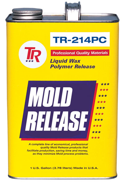 tr214pctr 214pc Polymer Wax ReleaseTR 214PC POLYMER WAX RELEASE