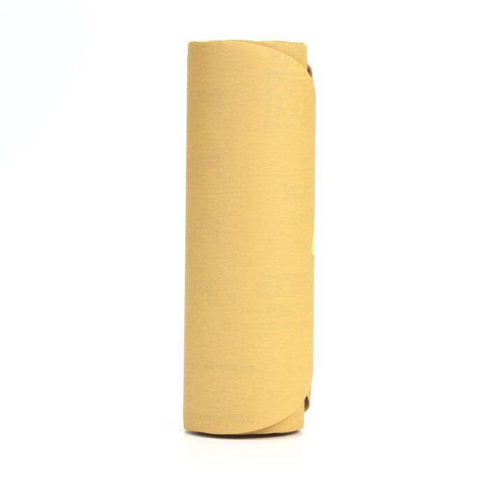 "013223m Stikit Gold Disc 6"" P500gold Film Disc Roll, 0132275 Disc Per Roll6 Rolls Per Case3M Stikit Gold Film Disc Roll, 01322, 6 in, P500 grade, 75 discs per roll, 6 rolls per case"