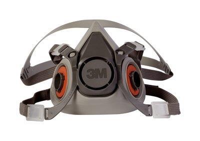 070253m 6200 HalF-Face Respiratormedium - Reusableprotective Face Mask3M 6200 HALF-FACE RESPIRATOR