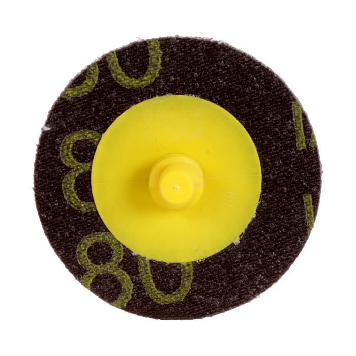 114163m Roloc Disc 361f - 1 X 80 Yf50 Per Carton, 500 Per Casedie R100n3M Roloc Disc 361F, 80 YF-weight, TR, 1 in, Die R100N, 50 per inner, 500 per case