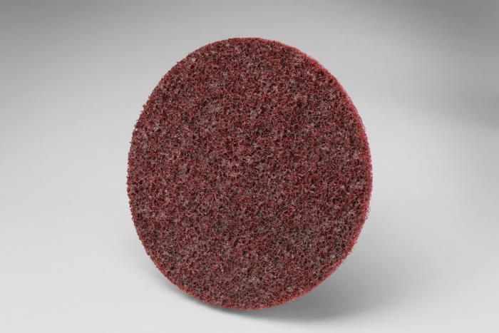 132583m SC-Ds A/o Medium Ts 3 InscotcH-Brite Rolocsurface Conditioning Disc25 Per Box100 Per Case3M Scotch-Brite Roloc Surface Conditioning Disc, SC-DS, A/O Medium, TS, 3 in, 25/Inner, 100 ea/Case