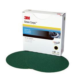 15563m 8x 60e Stickit Discgreen Corps Stikit Disc50 Discs Per Box3M 8X 60E STICKIT DISC