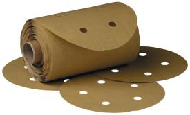 16253m 5x Nh P150 Stikit Gold Discd/f Disc Roll, 216u, A-Weight175 Discs Per Roll6 Rolls Per Cs3M 5X NH P150 STIKIT GOLD DISC