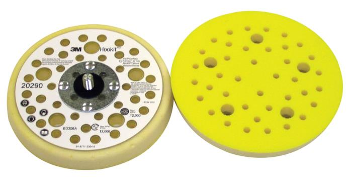 202903m 44 Hole Clean Sanding Padhookit Clean Sandingfinishing Disc Pad 5 In X 11/16 In 5/16-2410 Per Case3M 44HOLE CLEAN SANDING PAD
