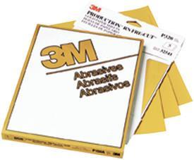 21193m 9x11 Inch 36d Grit Papersandpaper50 Sheets Per Sleeve3M 9X11 INCH 36D GRIT PAPER