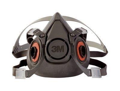 21619no3m 6300 HalF-Face Respiratorlarge - Reusable  070263M 6300 HALF-FACE RESPIRATOR