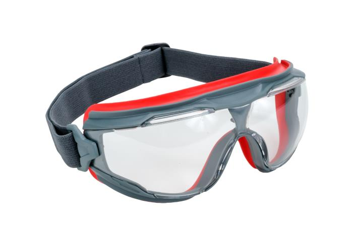 274553m Goggle Gear 500clear Scotchgard AntI-Fog Lens10 Per Case3M GoggleGearT 500 Series GG501SGAF, Clear Scotchgard Anti-fog lens 10 EA/Case