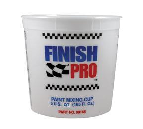 5plastic5 Quart Plastic Mixing Cup5 QUART PLASTIC MIXING CUP