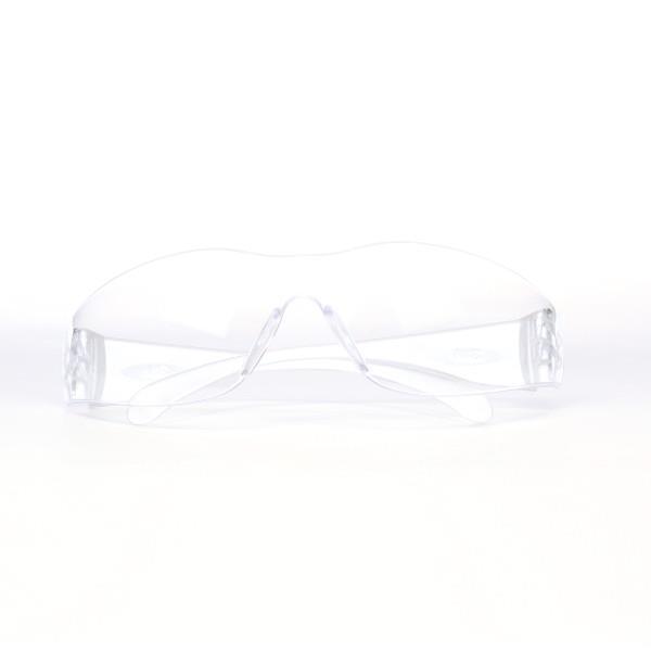 657173m Secure Fit Eyewear, ClearantI-Fog20 Per Case3M SECURE FIT Protective Eyewear SF201AF, Clear Lens, 20 EA/Case