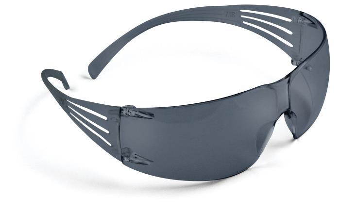 657183m Secure Fit Safety GlassesantI- Fog, Gray Lens20 Per Case3M Secure Fit Safety Glasses SF202AF, Gray Lens, 20 EA/Case