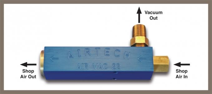 Airvac22air Vac 22 Venturiventuri Blockself Contained Silencersmall & PortableAIR VAC 22 VENTURI