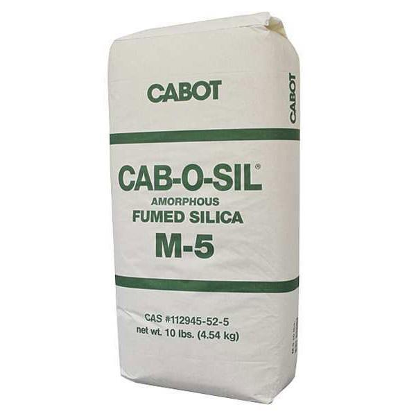 Cabosilcabosil M-5 Fumed Silica10lb Baghs Code: 2811225000CABOSIL M-5 FUMED SILICA