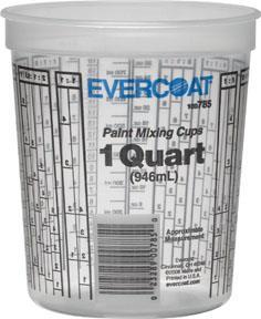 Fib7851 Quart Mixing Cups1 QUART MIXING CUPS