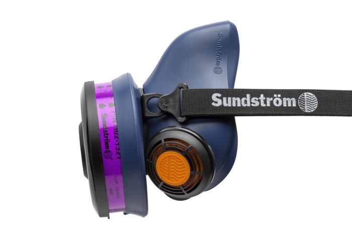H01-2021sr 100 Half Mask M/lsilicone Half MaskSR 100 HALF MASK M/L