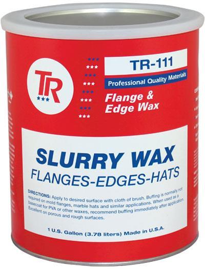 Tr111tr 111 Slurry Wax Dr.TR 111 SLURRY WAX DR.