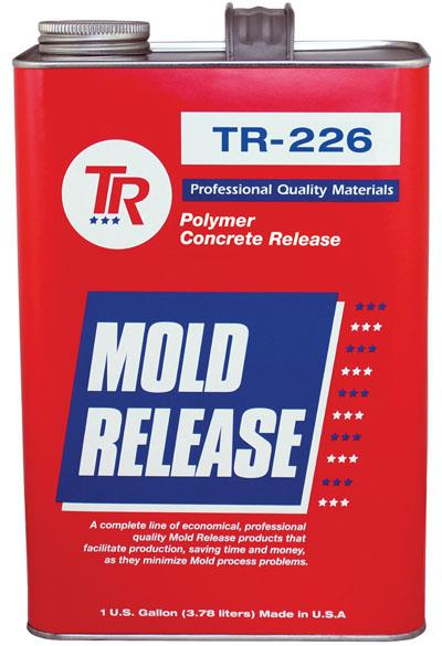 Tr226tr 226 Polymer Concreterelease (new)TR-226 POLYMER CONCRETE RELEASE (NEW)