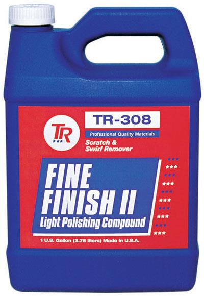 tr308tr 308 Fine Finish CompoundTR 308 FINE FINISH COMPOUND