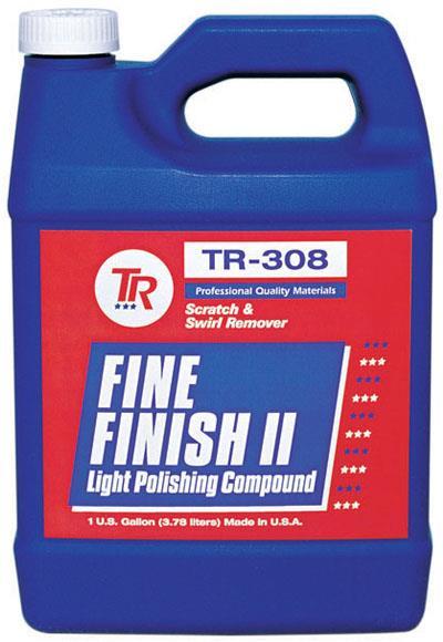Tr308tr 308 Fine Finish CompoundTR 308 FINE FINISH COMPOUND