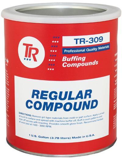 Tr309tr 309 Regular CompoundTR 309 REGULAR COMPOUND