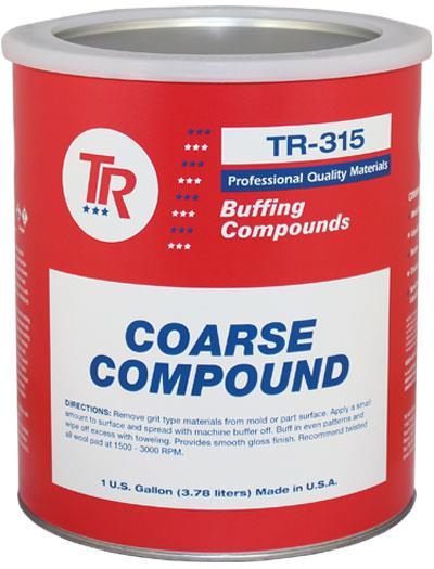 Tr315tr 315 Coarse CompoundTR 315 COARSE COMPOUND
